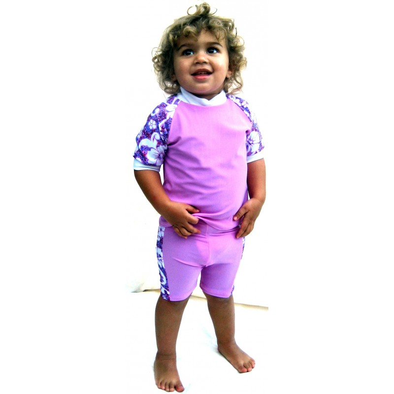 Baby Sun Protection Shirt (Rashie) available long sleeved