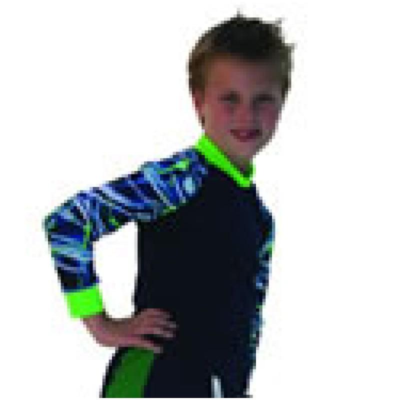 Children Sun Protection Shirt  (Rashie) available long sleeved